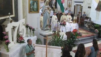 Magyarcsernye: Megünnepelték a Szent Ágota templom felszentelésének 175. évfordulóját - illusztráció
