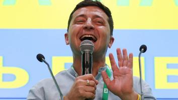 Az ukrán elnök pártjának biztosan meglesz a többsége a parlamentben - illusztráció
