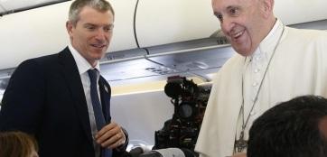 Ismét új szóvivője van a Vatikánnak - A cikkhez tartozó kép