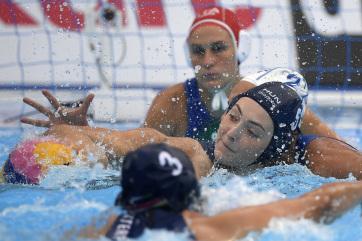 Vizes vb: Elődöntős a női vízilabda-válogatott - A cikkhez tartozó kép