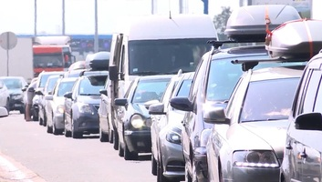 Egymillió járművel több van a szerbiai utakon - illusztráció