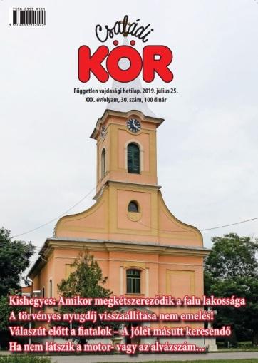 Családi Kör (2019. július 25.): A törvényes nyugdíj visszaállítása nem emelés! - A cikkhez tartozó kép