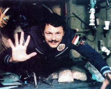 Az első magyar űrhajós, Farkas Bertalan 70 éves - A cikkhez tartozó kép