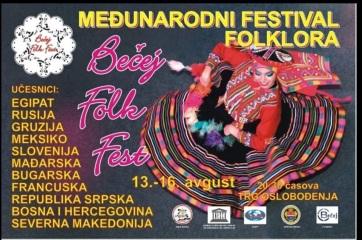 Negyedik nemzetközi folklórfesztivál Óbecsén - A cikkhez tartozó kép