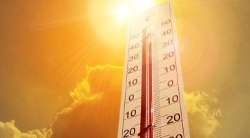 Szombattól hőségriasztást ad ki az országos tisztifőorvos - A cikkhez tartozó kép