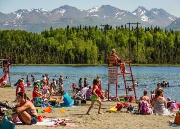 Éghajlatváltozás: Jégmentesek az alaszkai vizek - A cikkhez tartozó kép
