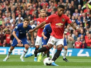 Labdarúgás: A Manchester United kiütötte a Chelsea csapatát - A cikkhez tartozó kép
