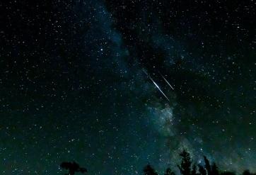 Augusztusban van a csillaghullás tetőpontja - A cikkhez tartozó kép