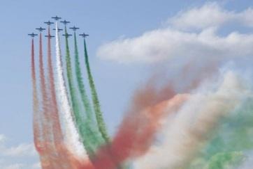 A légi parádé előkészületei miatt kedden nagyobb lehet a zaj Budapest fölött - A cikkhez tartozó kép