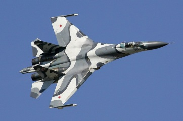 Az orosz védelmi tárca szerint el kellett üldözniük egy NATO-gépet - A cikkhez tartozó kép