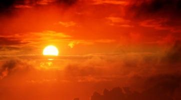 Narancssárga figyelmeztetés a hőség miatt - A cikkhez tartozó kép