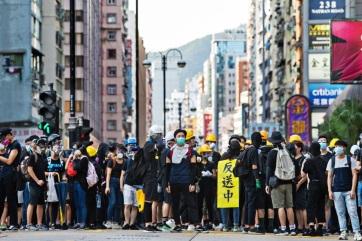 Washington a hongkongi autonómia tiszteletben tartására szólítja fel Kínát - A cikkhez tartozó kép