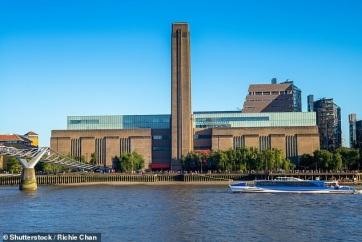 A Tate Modern volt a leglátogatottabb turistalátványosság 2018-ban Angliában - A cikkhez tartozó kép