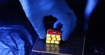 Polimerekből készítettek Rubik-kockát - A cikkhez tartozó kép