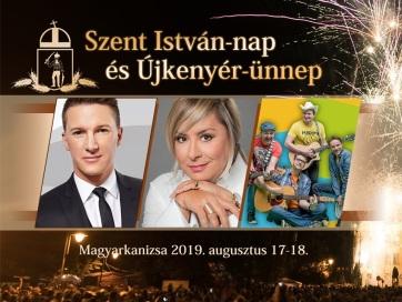 Szent István-nap és Újkenyér-ünnep a hétvégén Magyarkanizsán - A cikkhez tartozó kép