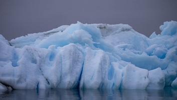 Az eddigi legkisebb kiterjedésű volt az északi és déli sarki tengeri jég 2019 júliusában - illusztráció
