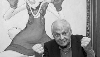 Meghalt a Roger nyúl a pácban és a Rózsaszín Párduc animátora - illusztráció