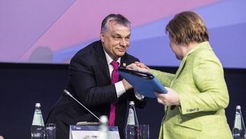 Angela Merkel: A németek mindig hálásak lesznek Magyarországnak a német egységhez nyújtott hozzájárulásért - illusztráció