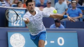 Tenisz: Đoković nem került döntőbe Cincinnatiben - illusztráció
