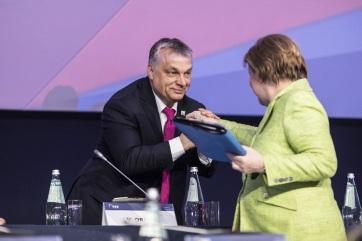 Angela Merkel: Nemci će uvek biti zahvalni Mađarskoj za doprinos ponovnom ujedinjenju Nemačke - A cikkhez tartozó kép
