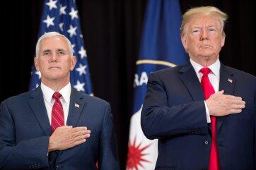 Trump megerősítette, hogy 2020-ban Pence alelnökkel együtt indul a választáson - A cikkhez tartozó kép