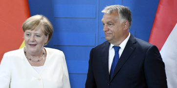 Angela Merkel: Važna je trgovinska saradnja sa Mađarskom - A cikkhez tartozó kép
