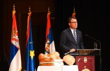 Napi fotó: A Magyar Nemzeti Tanács kedd este az...