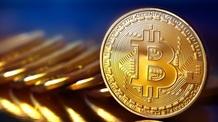 Esett a bitcoin árfolyama - illusztráció