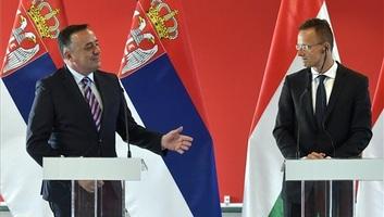 Magyarország gázellátása biztosított - illusztráció