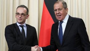 Lavrov és Maas az Északi Áramlat-2 megvalósításában való együttműködésről állapodott meg - illusztráció
