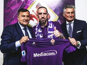Labdarúgás: Ribéry a Fiorentinához igazolt - A cikkhez tartozó kép