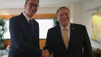 Vučić: Szerbia megszerezte az USA támogatását a pristinai pótvámok megszüntetéséhez - illusztráció