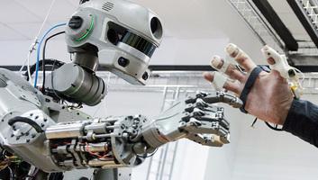 A Nemzetközi Űrállomásra készül Fedor, az orosz humanoid robot - illusztráció