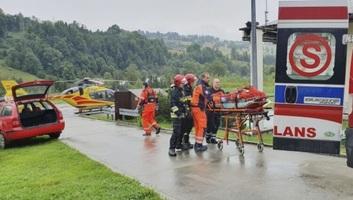 Öten életüket veszítették és többen megsérültek villámcsapásokban a lengyel Tátrában - illusztráció