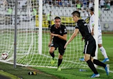 Labdarúgás EL: A Partizan 2-1-re verte a Molde csapatát - A cikkhez tartozó kép
