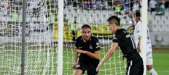 Labdarúgás EL: A Partizan 2-1-re verte a Molde csapatát - illusztráció