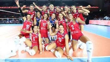 Női röplabda Eb: Sima győzelemmel kezdett a szerb válogatott - illusztráció