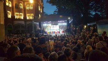 A szabadkai Interetno Fesztivált Szerbia egyik kiemelt fontosságú folklórrendezvényévé nyilvánították - illusztráció