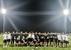 A zentai stadionban, reflektorfényben várják a következő ellenfelet - miniatűr változat