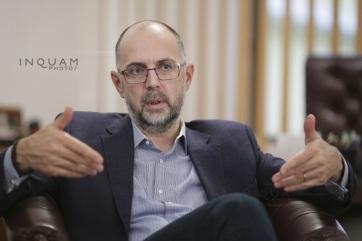 Kelemen Hunor: Az elnökválasztási kampányban új lendületet akarunk adni a román-magyar párbeszédnek - A cikkhez tartozó kép