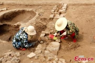 Kína eddigi legnagyobb ókori szeszfőzdéjét tárták fel - A cikkhez tartozó kép