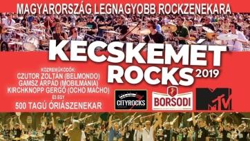 Ma összeáll Magyarország legnagyobb rockzenekara Kecskeméten - A cikkhez tartozó kép