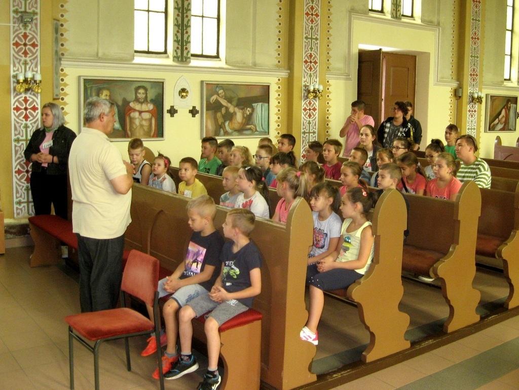 Oratoristák Sztoján atyával