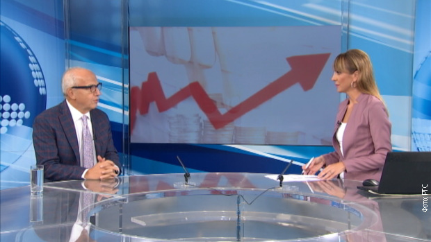 Nebojša Savić az RTS reggeli műsorában
