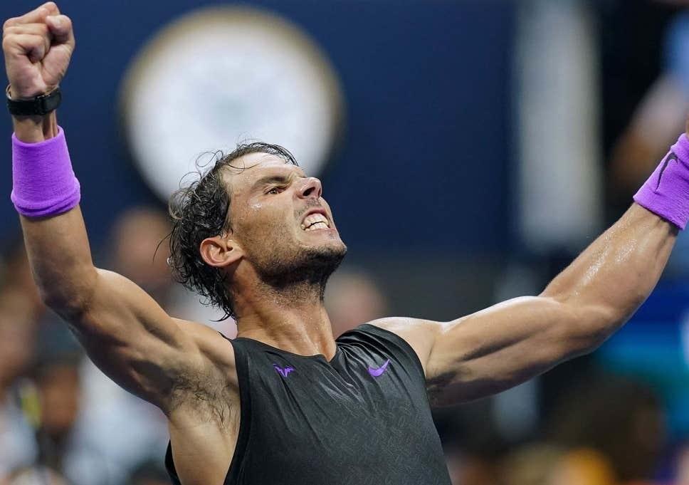 Rafa Nadal nyert a döntőben
