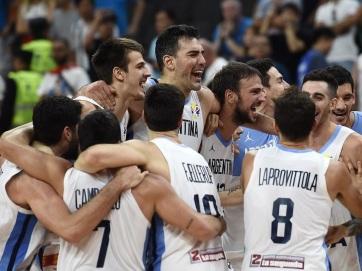 Kosárlabda vb: Szerbia kikapott Argentinától és kiesett - A cikkhez tartozó kép