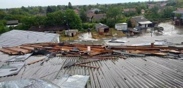 Severna i Srednja Bačka: Posle oluje se polako normalizuje snabdevanje strujom - A cikkhez tartozó kép