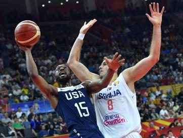 Kosárlabda vb: Szerbia legyőzte az amerikai csapatot, az 5. helyért játszhat - A cikkhez tartozó kép