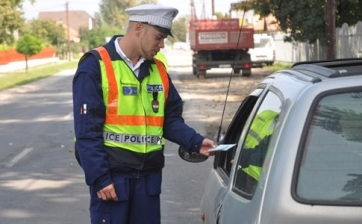 Összehangolt közúti ellenőrzés kezdődik hétfőn egész Magyarországon - A cikkhez tartozó kép