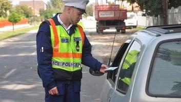 Összehangolt közúti ellenőrzés kezdődik hétfőn egész Magyarországon - illusztráció